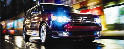The Ford Flex is on its way...